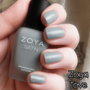 Zoya Tove Naturel Satin Swatch