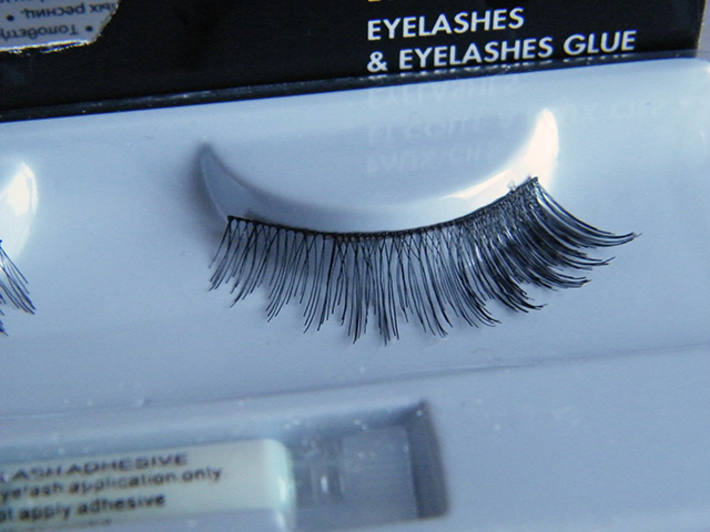 MUFE Eyelashes 156