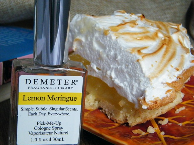 Demeter Lemon Meringue CBBScentMemorry