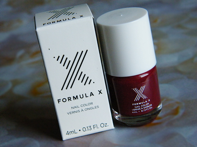 Formula X Ignite Ipsy Sept 2015
