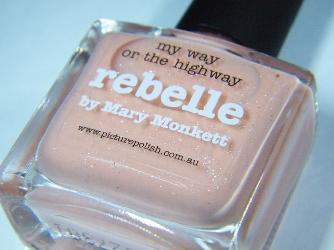 picture polish rebelle npc bottle pic