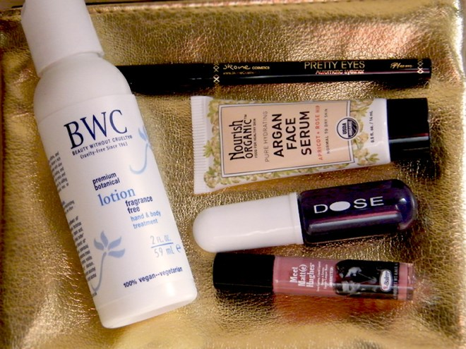 Ipsy October 2015 Unboxing AlterEgo All Products