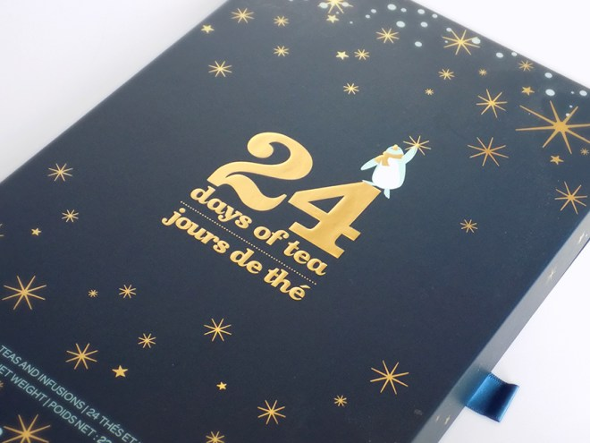 Advent Calendar DAVIDSTEA Holiday 2015