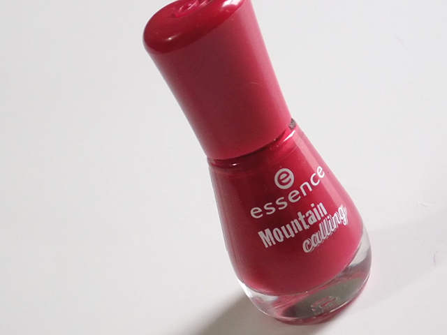 Essence Lets Climb Mount Beauty - Mountain Calling Nail Polish