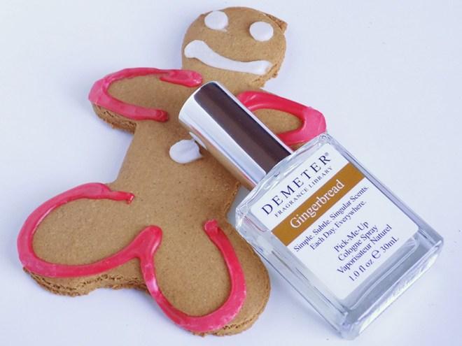 Demeter Gingerbread Vanilla Foolproof Blending Trio