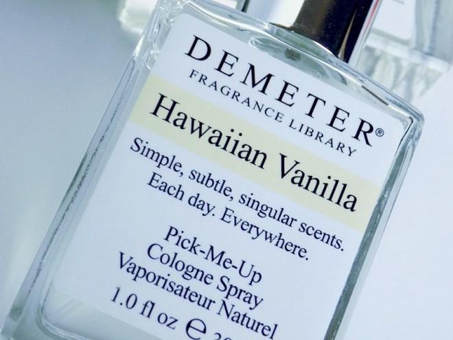 Demeter Hawaiian Vanilla - Vanilla Base Note Foolproof blending trio