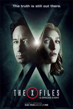 The X Files 2016 Mini Series