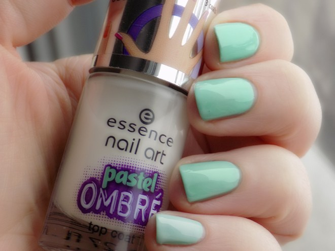 Essence Pastel Ombre Nail Polish Swatch