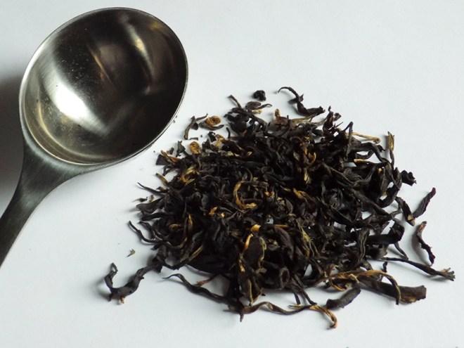 davidstea nepal black dry leaf