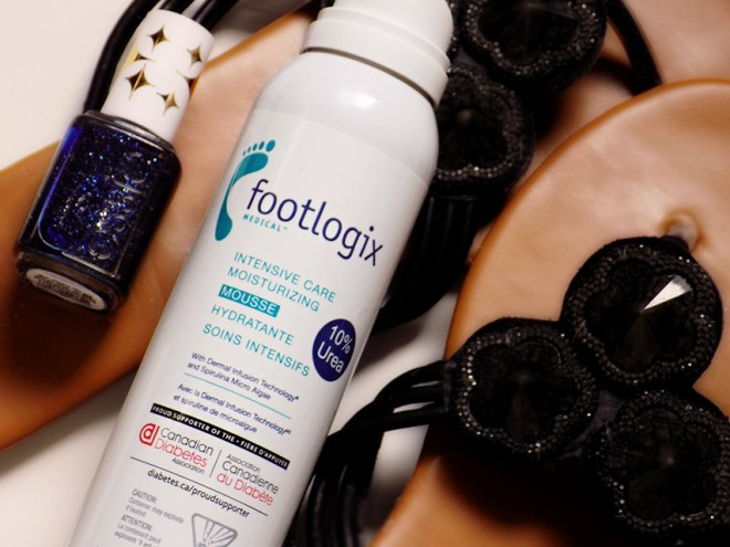 Footlogix Intensive Care Moisturizing Mousse
