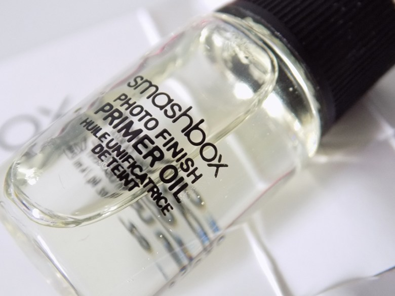 Ipsy Feb 2016 - smashbox photo finish primer oil