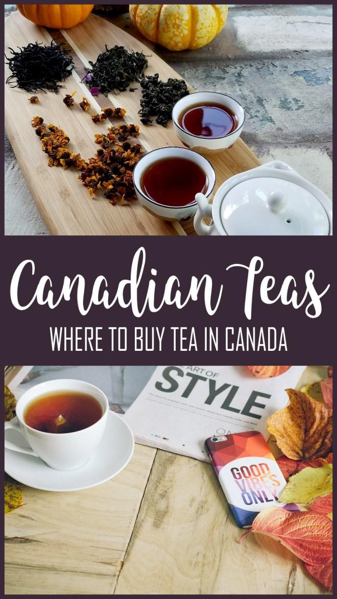 Where to buy loose leaf tea in Canada - Canadian Tea Companies - Decent Tea Canada