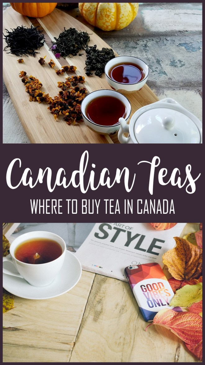 Where to buy loose leaf tea in Canada - Canadian Tea Companies - Decent Tea Canada