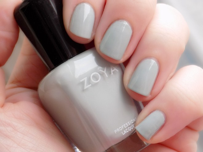 Zoya Lake Swatches and Review