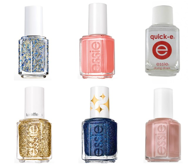 Essie Alphabetical O-T
