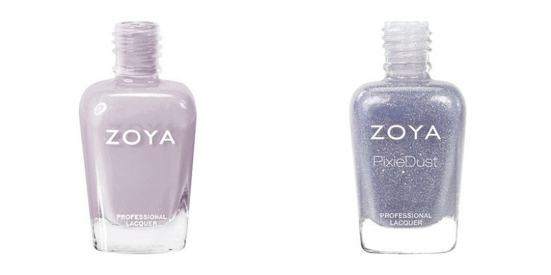 Zoya Nail Polishes starting with M and N