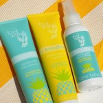 Avon Footworks Pineapple Chill Trio