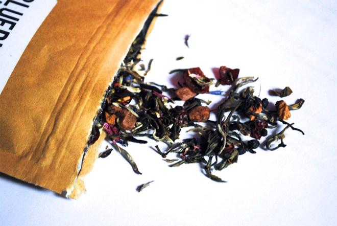 Bluebird Tea Haul Guest Post by That Flour Child - Candy Floss Tea 2