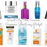 Don't Fry – Wear Sunscreen