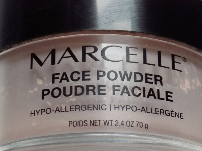 Drugstore Faves Marcelle Face Powder