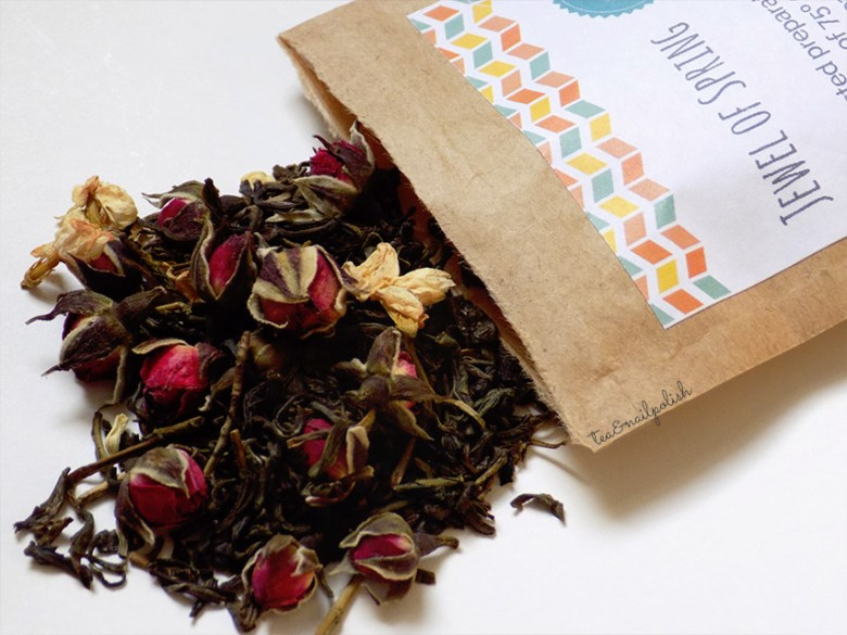 MyTeaBox Jewel of Spring Tea with bag