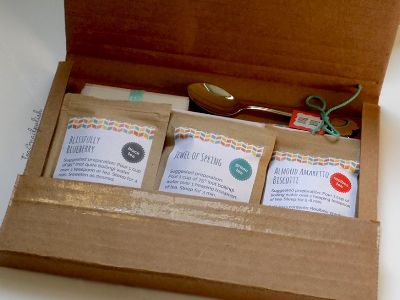 MyTeaBox Packaging