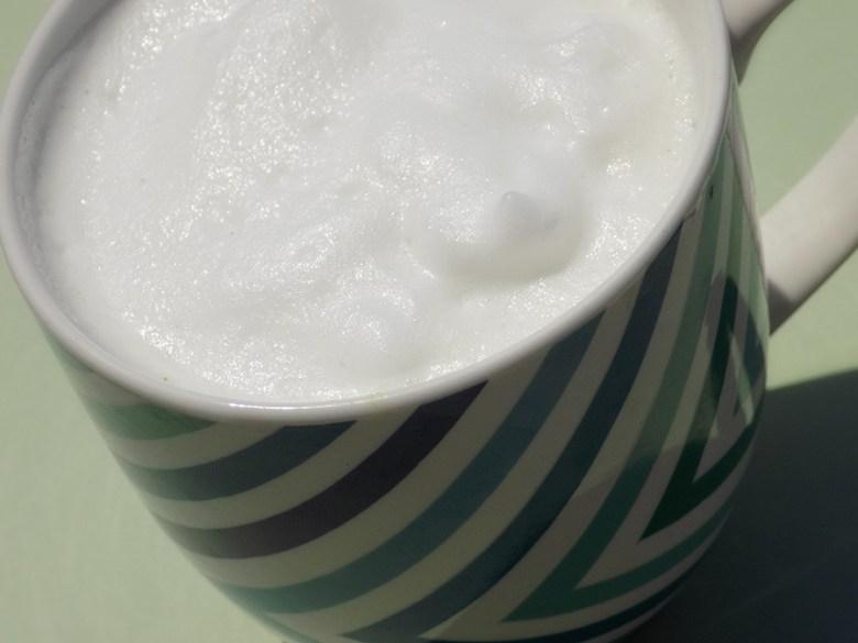 Davids Tea Cotton Candy Tea Latte