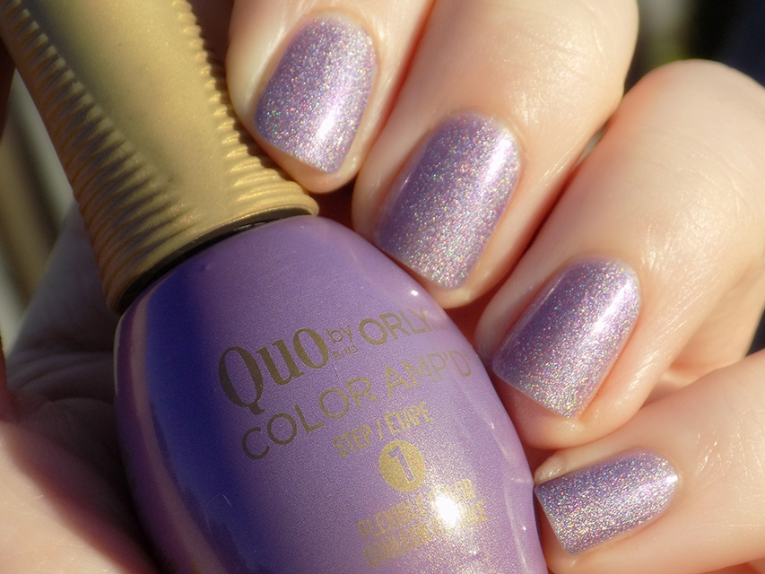 Quo By Orly Color Amp D Paparazzi Tea Amp Nail Polish