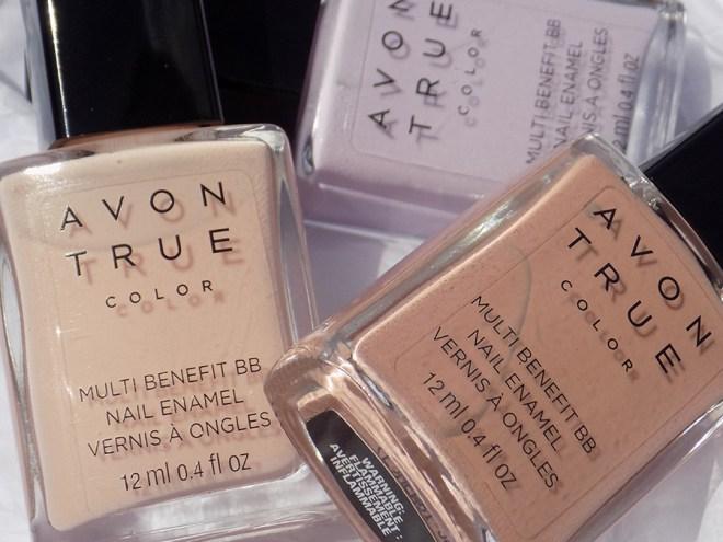 Avon True Color BB Nail Enamel Perfect PinkTrio