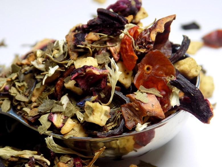 Davids Tea Magic Dragon Loose Leaf Dragonfruit Tea