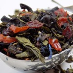 DavidsTea Grape Freeze Review Perfect Spoon