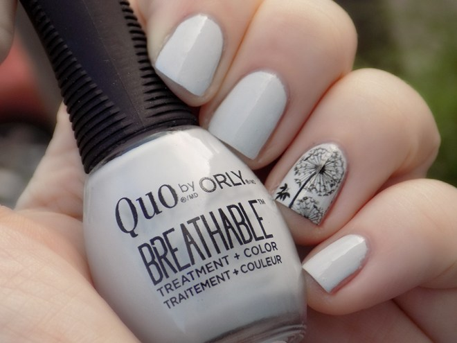 Quo by Orly Breathable Power Packed Nail Art Swatch