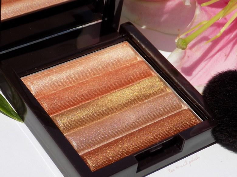 Avon Mark Touch and Glow Shimmer Cream Bars Strobing Blush Highlighter Palette