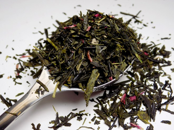 DavidsTea Sakura Cherry Davids Tea Review - Garden To Cup Collection