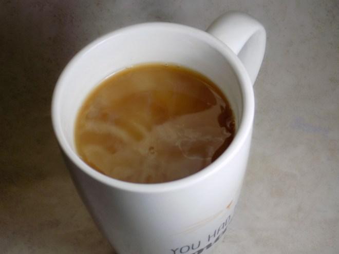 DavidsTea Supreme Pekoe Tea Davids Tea Review - Avon You Had Me At Meow Cup - Milk