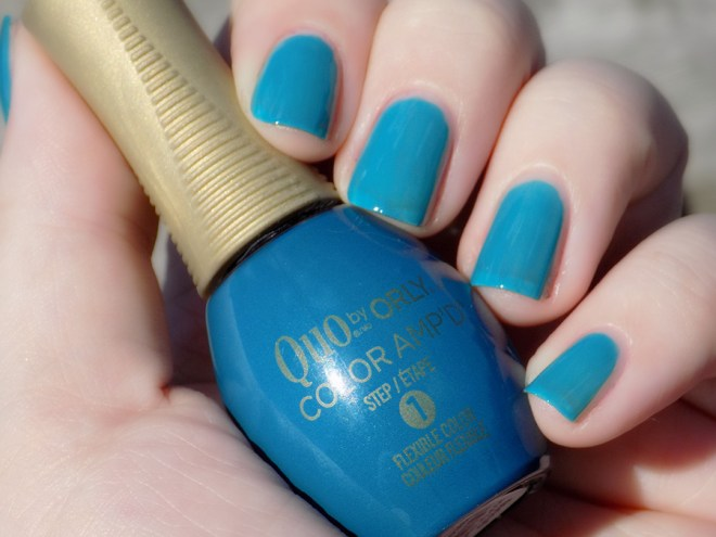 Quo by Orly Color Ampd Rooftop Lounge Swatch and Review