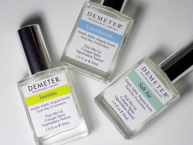 Demeter Fragrance Jasmine - Salt Air - Laundromat