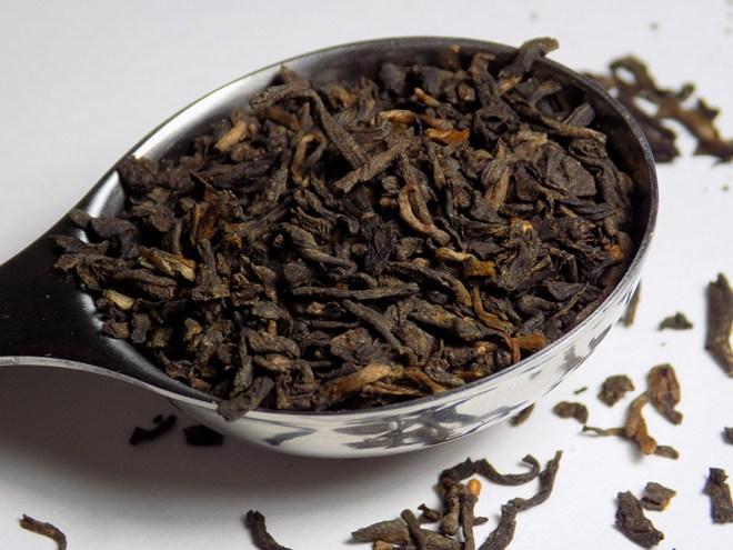 Tea Taxi Generation Envelope Fruity Puerh Tea Sample Tea