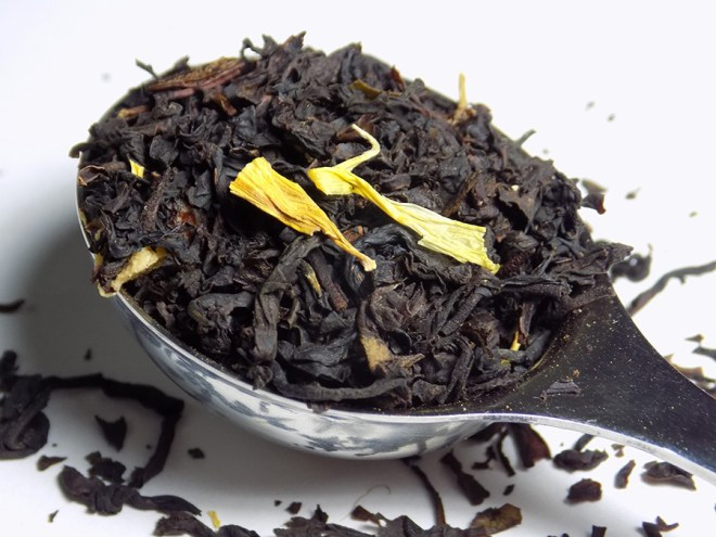 Tea Taxi Subscription Sample - Banana Shake Tea
