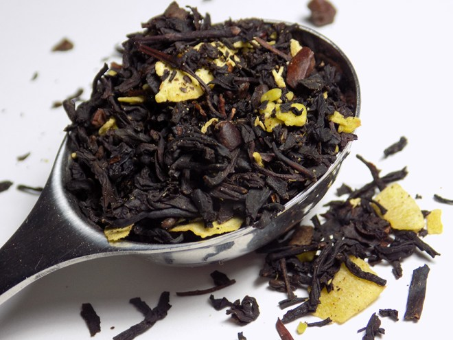 Tea Taxi Subscription Sample - Coco Vanilla Tea