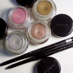 Avon Metallics For The Eyes