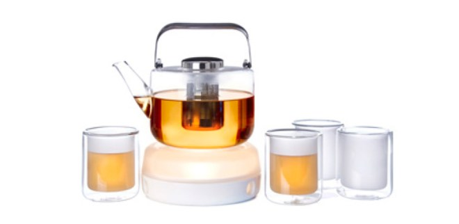 DavidsTea Winter Collection - Glow Tea Set