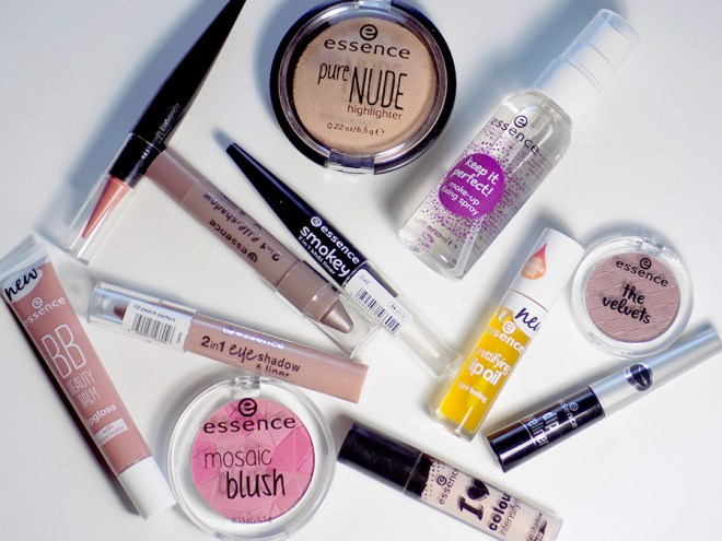 Essence Favourite Products From Fall 2016