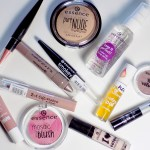 Affordable Essence Favourites For The Face, Eyes and Lips