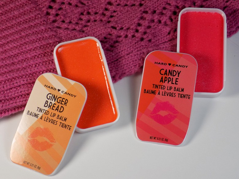 Hard candy lips of love christmas gift sets