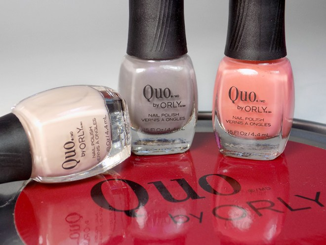 Quo by Orly Perfectly Painted Nail Polish Collection - Neutrals
