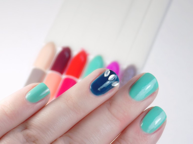 Quo by Orly Perfectly Painted Nail Polish Swatch