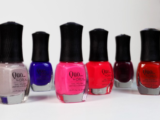 Quo by Orly The Best of the Best Collection Christmas 2016 at Shoppers Drug Mart