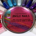 Hard Candy Jingle Nails Set - All Polishes - Available Walmart 19.97