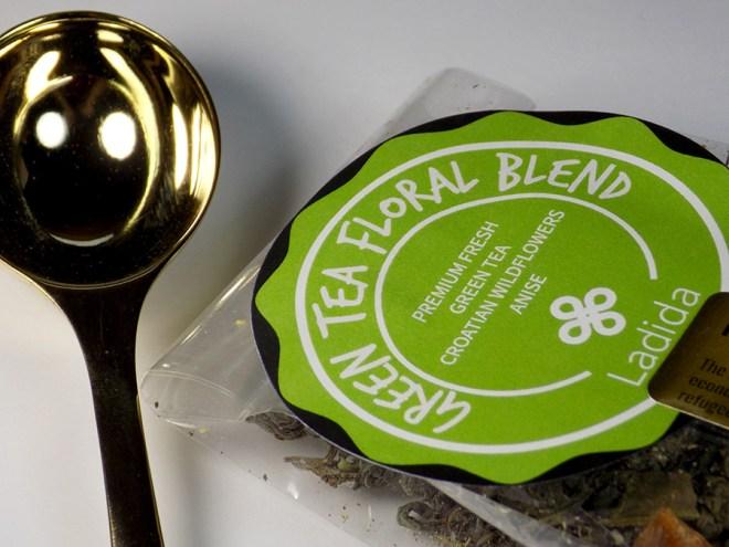 Ladida IWC Hamilton Green Tea Floral Blend Review